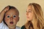 Clip: Bé sơ sinh hóa thiếu nữ trong 4 phút