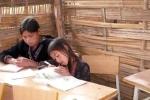 Tận mắt xem nơi ở nội trú của học sinh dân tộc