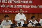 Phó Thủ tướng: Nhiều trường hợp cán bộ làm ngơ cho kẻ buôn lậu