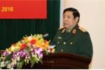 Quân ủy trung ương gặp mặt đại biểu quân đội trước thềm Đại hội Đảng XII