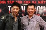 Johnny Trí Nguyễn tái xuất cực 'ngầu', đến chúc mừng Vân Sơn