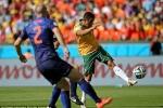 Trực tiếp World Cup 2014 bảng B:  Australia - Hà Lan