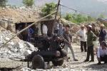 Sập mỏ đá ở núi Hồng Lĩnh, 1 người chết