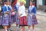 Ảnh: Độc đáo Tết Độc lập của người Mông vùng biên