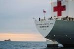 Khám phá tàu bệnh viện lớn nhất của Hải quân Mỹ