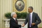 Video: Tổng Bí thư và Tổng thống Mỹ bàn luận về Biển Đông