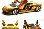 Nghía mô hình Lamborghini giá 100 tỷ đồng