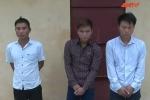 3 thanh niên hung hăng tấn công cảnh sát giao thông