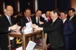 Công bố danh sách Ban chấp hành Trung ương khóa XII