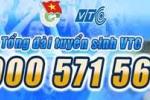 VTC ra mắt tổng đài tư vấn tuyển sinh 1900571568