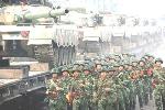 Trung Quốc điều quân đến sát biên giới Triều Tiên