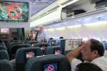 Bắt quả tang khách Hàn Quốc phì phèo thuốc lá trong buồng vệ sinh máy bay