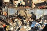 Hình ảnh tan hoang vụ nổ rung chuyển một góc Sài Gòn