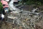 Ảnh: Dải Tây nước Nhật quay cuồng trong bão Talas