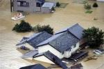 Bão Talas tàn phá Nhật Bản, ít nhất 20 người đã chết