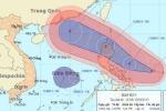 Thế giới dự báo đường đi siêu bão Utor