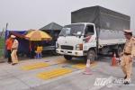 Để xảy ra bảo kê xe quá tải, CSGT chịu trách nhiệm