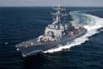 Clip: Mỹ đưa chiến hạm áp sát Syria