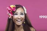 Video: Ngắm vẻ đẹp phụ nữ Nhật Bản 'thiên biến vạn hóa' trong 100 năm qua