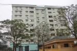 Cận cảnh 'chung cư sợ hãi' giữa Hà Nội