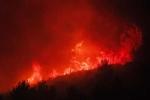 Chùm ảnh: Cháy rừng ở miền nam nước Pháp