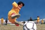Clip: Đá bóng theo phong cách Thiếu Lâm Tự