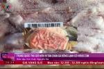 Hãi hùng phát hiện hơn 19 tấn chân gà đông lạnh nhiễm virus cúm ở Trung Quốc