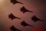 Đội bay Tráng sỹ Nga chuẩn bị biểu diễn ở Bahrain