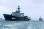 Cặp tàu hộ vệ tên lửa Gepard thứ 2 của Việt Nam được hạ thủy