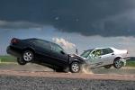 Clip: Đi ngược chiều gặp tai nạn thảm khốc
