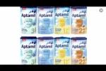 Sản phẩm dinh dưỡng Aptamil có hàm lượng nhôm cao