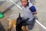 Trộm chó hoành hành ở Trung Quốc, bị đánh dã man giống hệt ở ta