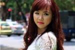 Nữ sinh trường Báo xinh đẹp dự thi Hoa hậu Việt Nam