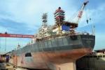 'Hoá kiếp' tàu ngàn tỷ thành kho chứa dầu nổi