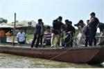 Phát hiện thi thể nữ đầy nghi vấn trên sông Hồng