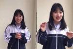 Clip nữ sinh 'bắn' 6 ngoại ngữ siêu phàm gây 'bão' mạng