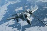 Hàng loạt chiến cơ tối tân Nga đến Crưm