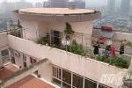 Kỳ lạ căn hộ 'mọc' trên nóc nhà chung cư ở Hà Nội