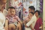 Chí Nhân 'Hôn nhân trong ngõ hẹp' lần đầu khoe con trai sau scandal bỏ vợ