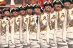 Ngẩn ngơ ngắm những bóng hồng Nga xinh đẹp trong Lễ duyệt binh Ngày chiến thắng