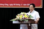 Phó Thủ tướng Phạm Bình Minh: Cam kết xây dựng Chính phủ liêm chính, chống tham nhũng