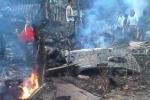 Tin mới nhất vụ máy bay rơi: Hơn 10 người chết, 6 bị thương