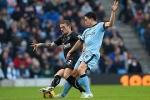 Man City 2-2 Burnley: Chia điểm khó tin