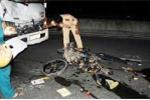 Clip: Chạy xe ngược chiều, nam thanh niên chết thảm