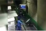 Video: Nhân viên sân bay quăng quật hành lý của khách