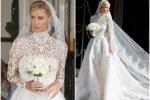 Paris Hilton làm phù dâu xinh đẹp trong lễ cưới của em gái