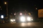 Né cảnh sát giao thông, 'hung thần' lũ lượt đi đêm