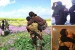 Video: Gian nguy hành trình giải cứu nô lệ tình dục khỏi 'nanh vuốt' IS