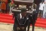 Phong tục tổ chức đám tang kì lạ ở Ghana