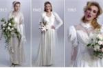 Video: Quá trình biến hóa của váy cưới trong 100 năm qua